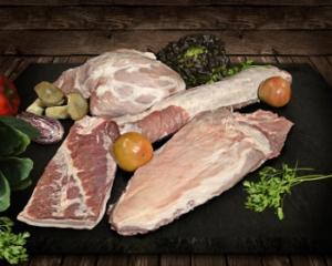 Productos de porcino de Disricaem
